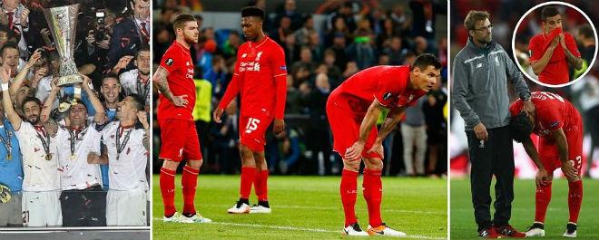 Chi tiết Liverpool - Sevilla: Đòn trừng phạt bất ngờ (KT) - 10