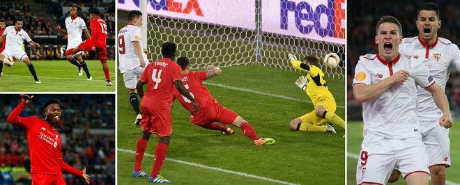 Chi tiết Liverpool - Sevilla: Đòn trừng phạt bất ngờ (KT) - 9