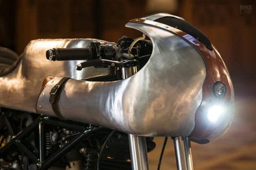 Hector Ducati Hypermotard 796: Đỉnh cao của nghề thủ công - 6
