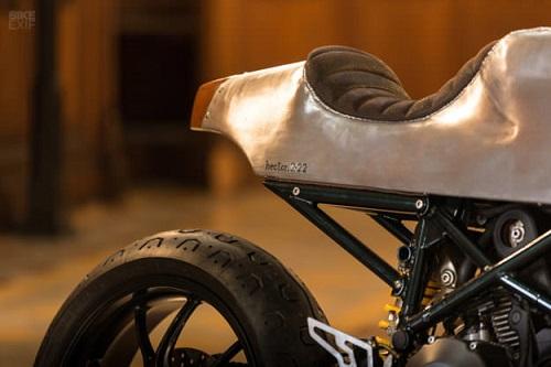 Hector Ducati Hypermotard 796: Đỉnh cao của nghề thủ công - 7