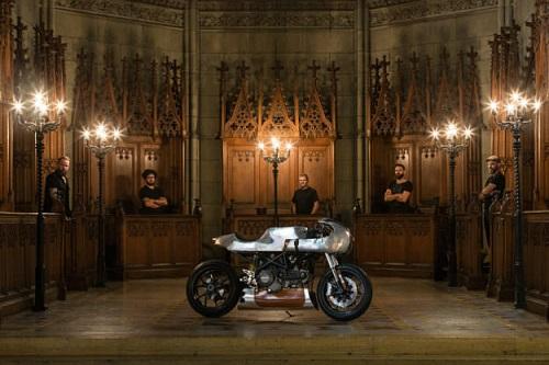 Hector Ducati Hypermotard 796: Đỉnh cao của nghề thủ công - 9