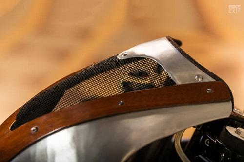 Hector Ducati Hypermotard 796: Đỉnh cao của nghề thủ công - 3
