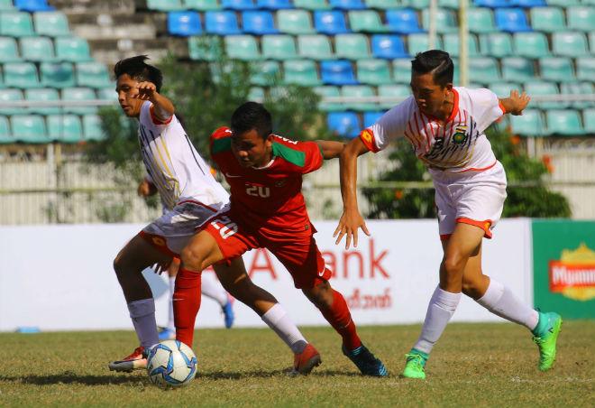 Chi tiết U18 Myanmar - U18 Việt Nam: Sai lầm khó tha thứ (KT) - 14