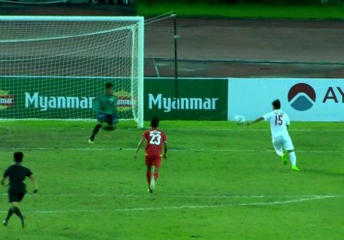 Chi tiết U18 Myanmar - U18 Việt Nam: Sai lầm khó tha thứ (KT) - 5