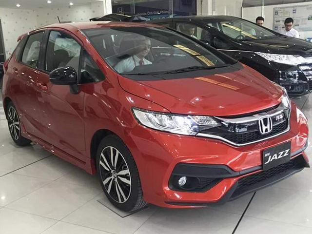 Honda Jazz ở Việt Nam ra đại lý, giá 600 triệu đồng? - 1