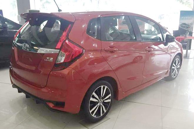 Honda Jazz ở Việt Nam ra đại lý, giá 600 triệu đồng? - 2