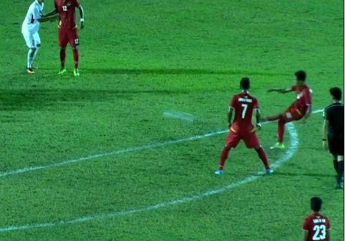 Chi tiết U18 Myanmar - U18 Việt Nam: Sai lầm khó tha thứ (KT) - 8