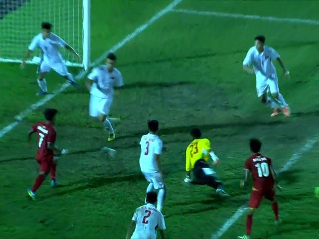 U18 Myanmar - U18 Việt Nam: Phủ đầu ấn tượng, kết thúc đắng ngắt - 4