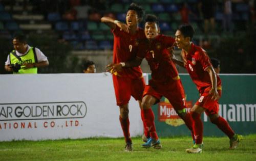 Chi tiết U18 Myanmar - U18 Việt Nam: Sai lầm khó tha thứ (KT) - 11