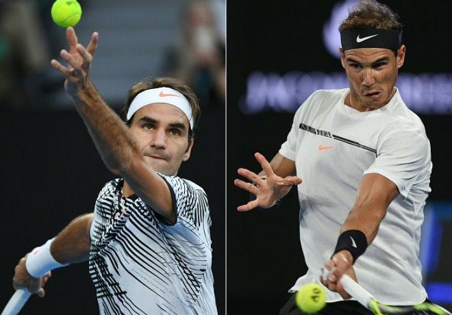 Federer đấu Nadal 2017 hay nhất lịch sử thể thao thế giới - 1