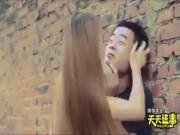 Video Clip Cười - Clip hài: Muốn hôn gái miễn phí thì phải trả giá
