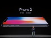 Thời trang Hi-tech - Chi tiết bảng giá và ngày bán ra iPhone X, iPhone 8, 8 Plus trên toàn cầu