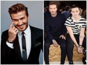 Phải chăng Beckham phong độ ngời ngời tuổi 42 nhờ chiêu khó đỡ này?