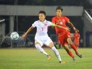 Bóng đá - Chi tiết U18 Myanmar - U18 Việt Nam: Sai lầm khó tha thứ (KT)