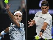 Thể thao - Federer đấu Nadal 2017 hay nhất lịch sử thể thao thế giới