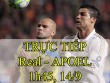 Chi tiết Real Madrid - APOEL: Thế trận nhàn nhã (KT)