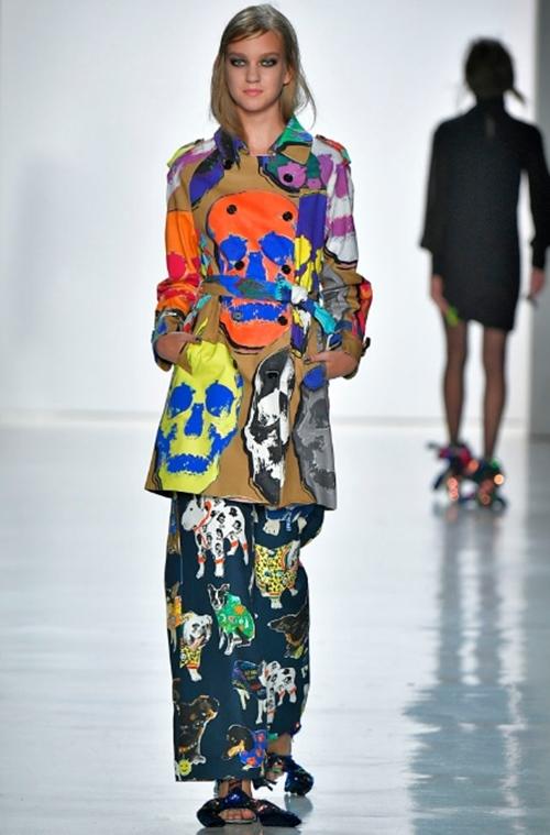 """Tuần lễ thời trang New York và những bộ đồ """"hại não"""" bậc nhất - 8"""