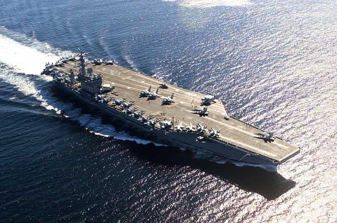 """Điểm yếu chết người của tàu Mỹ trước """"sát thủ diệt hạm"""" TQ - 1"""