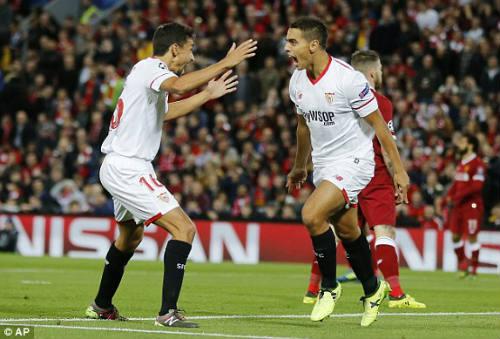 Chi tiết Liverpool - Sevilla: Đòn trừng phạt bất ngờ (KT) - 3