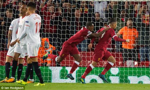 Chi tiết Liverpool - Sevilla: Đòn trừng phạt bất ngờ (KT) - 4