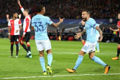 Chi tiết bóng đá Feyenoord - Man City: Tưng bừng thắng lợi 4 sao (KT) - 6