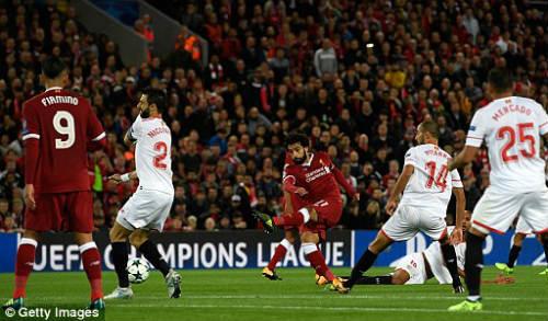 Chi tiết Liverpool - Sevilla: Đòn trừng phạt bất ngờ (KT) - 5