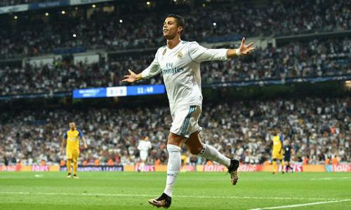 Chi tiết Real Madrid - APOEL: Thế trận nhàn nhã (KT) - 4