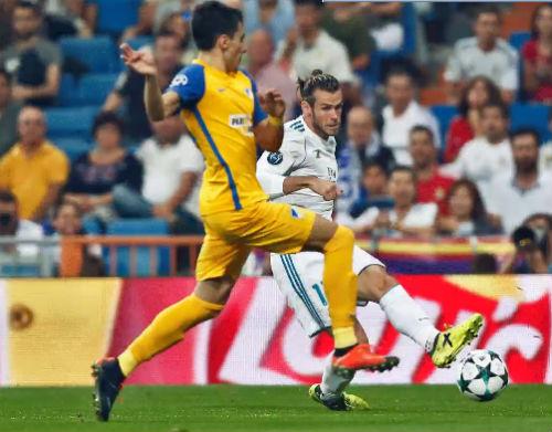 Chi tiết Real Madrid - APOEL: Thế trận nhàn nhã (KT) - 8