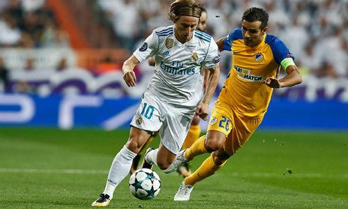 Chi tiết Real Madrid - APOEL: Thế trận nhàn nhã (KT) - 10