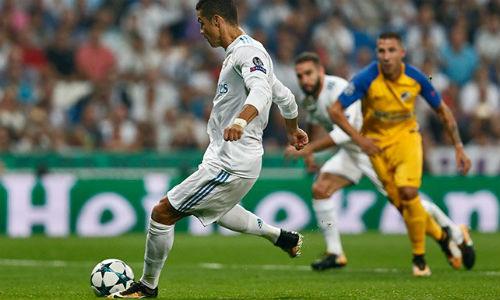 Chi tiết Real Madrid - APOEL: Thế trận nhàn nhã (KT) - 7