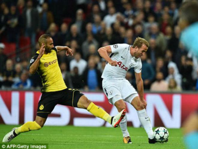 Tottenham - Dortmund: SAO 100 triệu bảng trừng phạt lạnh lùng - 1