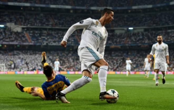 Ronaldo chói sáng ngày trở lại, cứu rỗi Real Madrid - 8