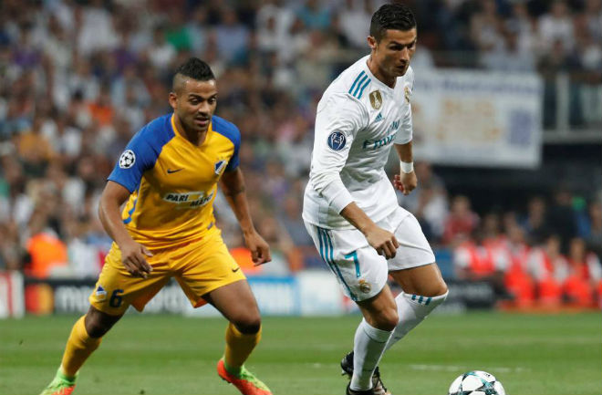 Ronaldo chói sáng ngày trở lại, cứu rỗi Real Madrid - 2
