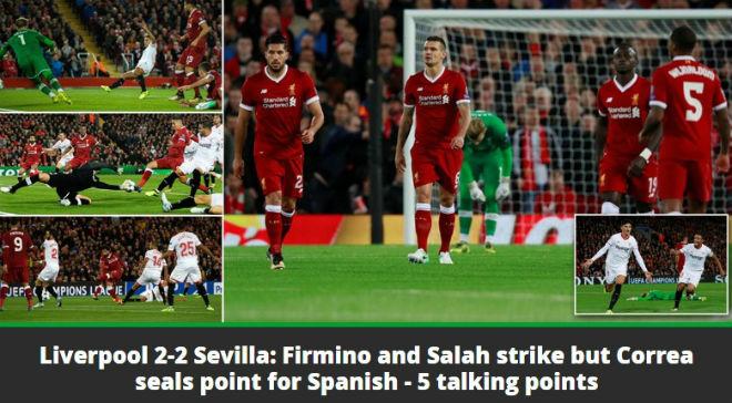 """Báo chí Anh: Tottenham & Man City được """"tung lên mây"""", quá tiếc cho Liverpool - 4"""
