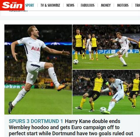 """Báo chí Anh: Tottenham & Man City được """"tung lên mây"""", quá tiếc cho Liverpool - 2"""