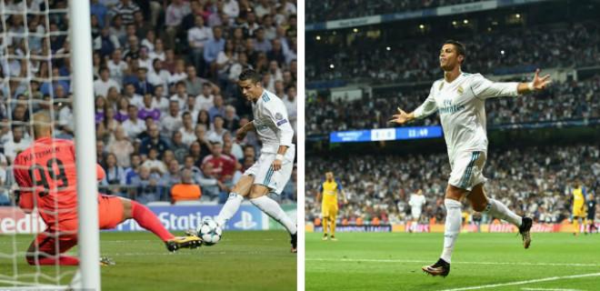 Siêu tiền đạo Champions League rực sáng: Ronaldo hòa nhịp Kane, Aguero - 8