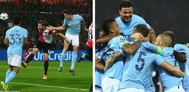 Siêu tiền đạo Champions League rực sáng: Ronaldo hòa nhịp Kane, Aguero - 1