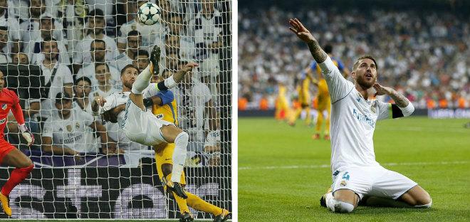 Siêu tiền đạo Champions League rực sáng: Ronaldo hòa nhịp Kane, Aguero - 9