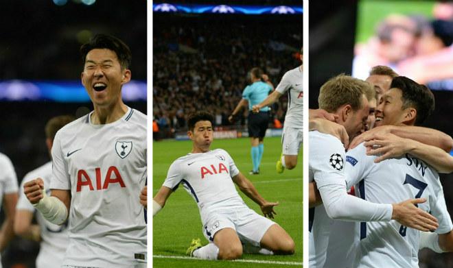 Siêu tiền đạo Champions League rực sáng: Ronaldo hòa nhịp Kane, Aguero - 6