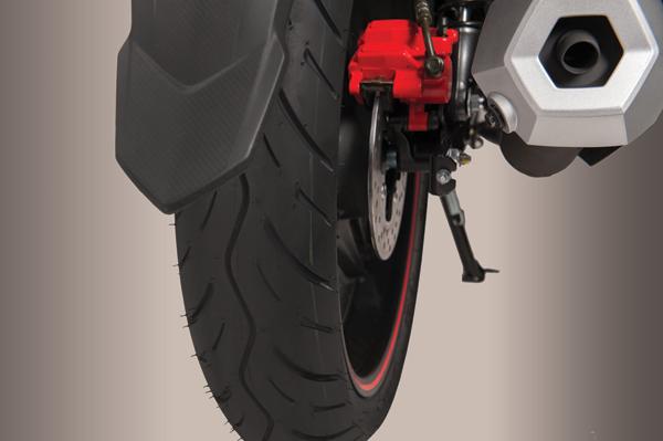 SYM tung xe côn tay động cơ mới 100% mạnh mẽ, tiết kiệm xăng - 5