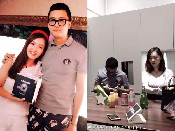 """Quản lý lộ clip nhạy cảm với vợ sao """"xấu trai nhất Trung Quốc"""" bị bắt - 1"""