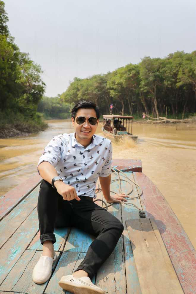 MC Nguyên Khang đi phượt Campuchia với 5 triệu đồng - 5