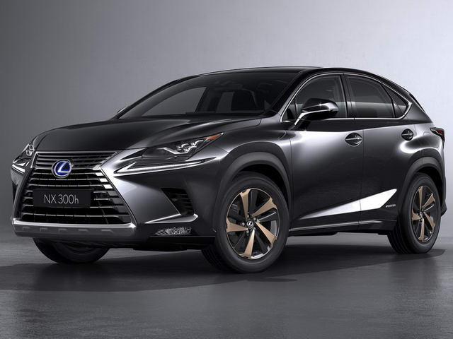 Lexus NX 2018 giảm giá chỉ còn 893 triệu đồng - 1