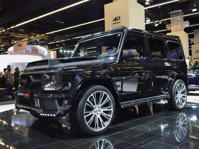 Brabus 900: Xe off-road đỉnh cao giá 18,16 tỷ đồng - 1