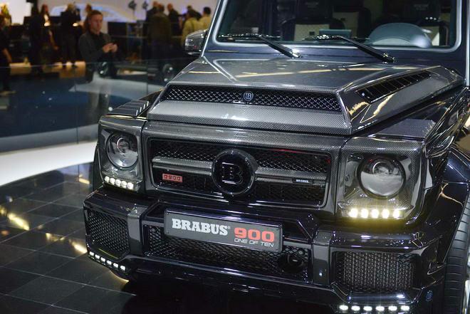 Brabus 900: Xe off-road đỉnh cao giá 18,16 tỷ đồng - 5