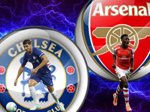 """Ngoại hạng Anh trước vòng 5: Chelsea đại chiến Arsenal, MU """"đón"""" Rooney trở lại"""