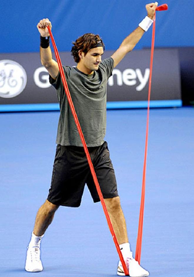 """Vì sao """"tàu tốc hành"""" Roger Federer nhanh như cắt, khỏe vô địch - 3"""