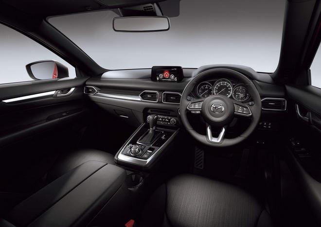 Xe 7 chỗ Mazda CX-8 có giá 660 triệu đồng - 3