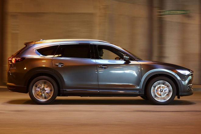 Xe 7 chỗ Mazda CX-8 có giá 660 triệu đồng - 6