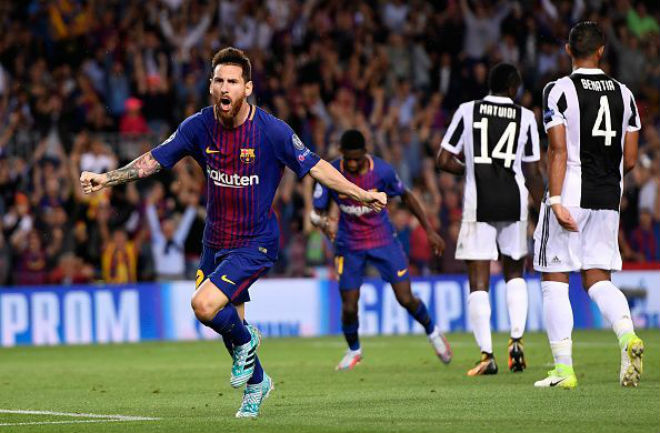Champions League khai hội: Messi – Ronaldo giải hạn, MU - Man City phá dớp - 1